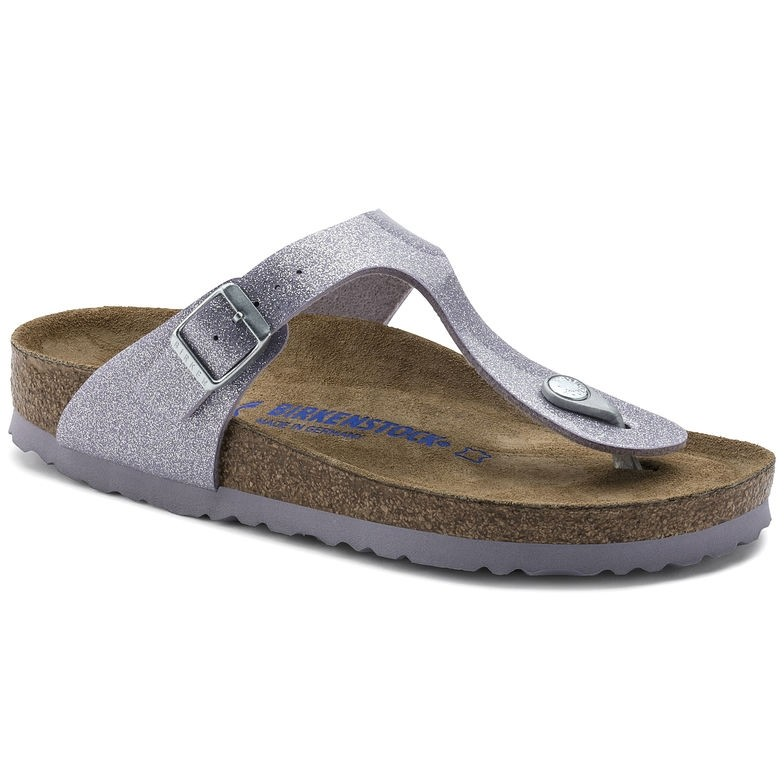 1003166 GIZEH galaxy lavender SOFT FOOTBED